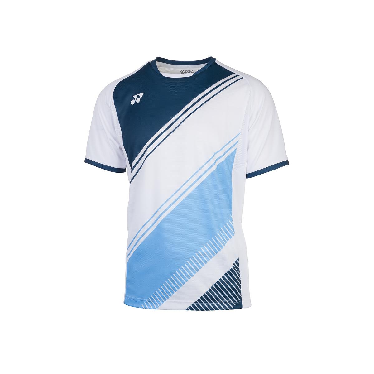 Men's Crew Neck Shirt Badminton TournamentDetailbild - 2