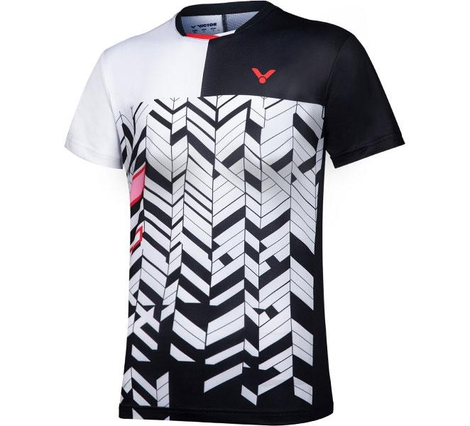 VICTOR  T-Shirt T-11007 C - DamenDetailbild - 0