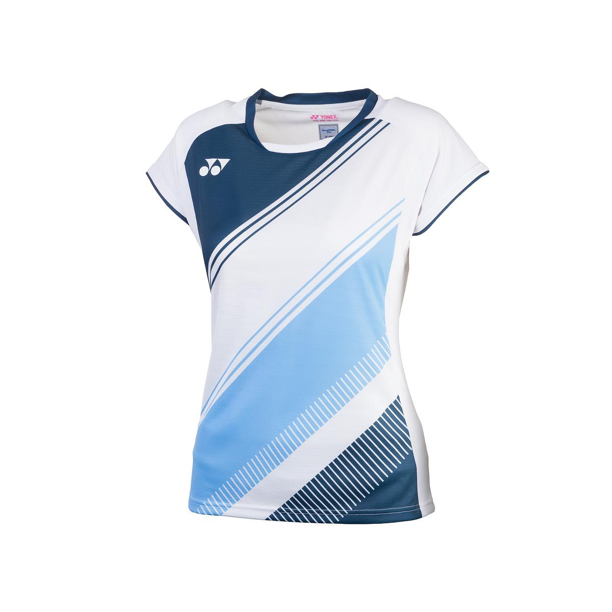 Women's Crew Neck Shirt Badminton TournamentDetailbild - 4