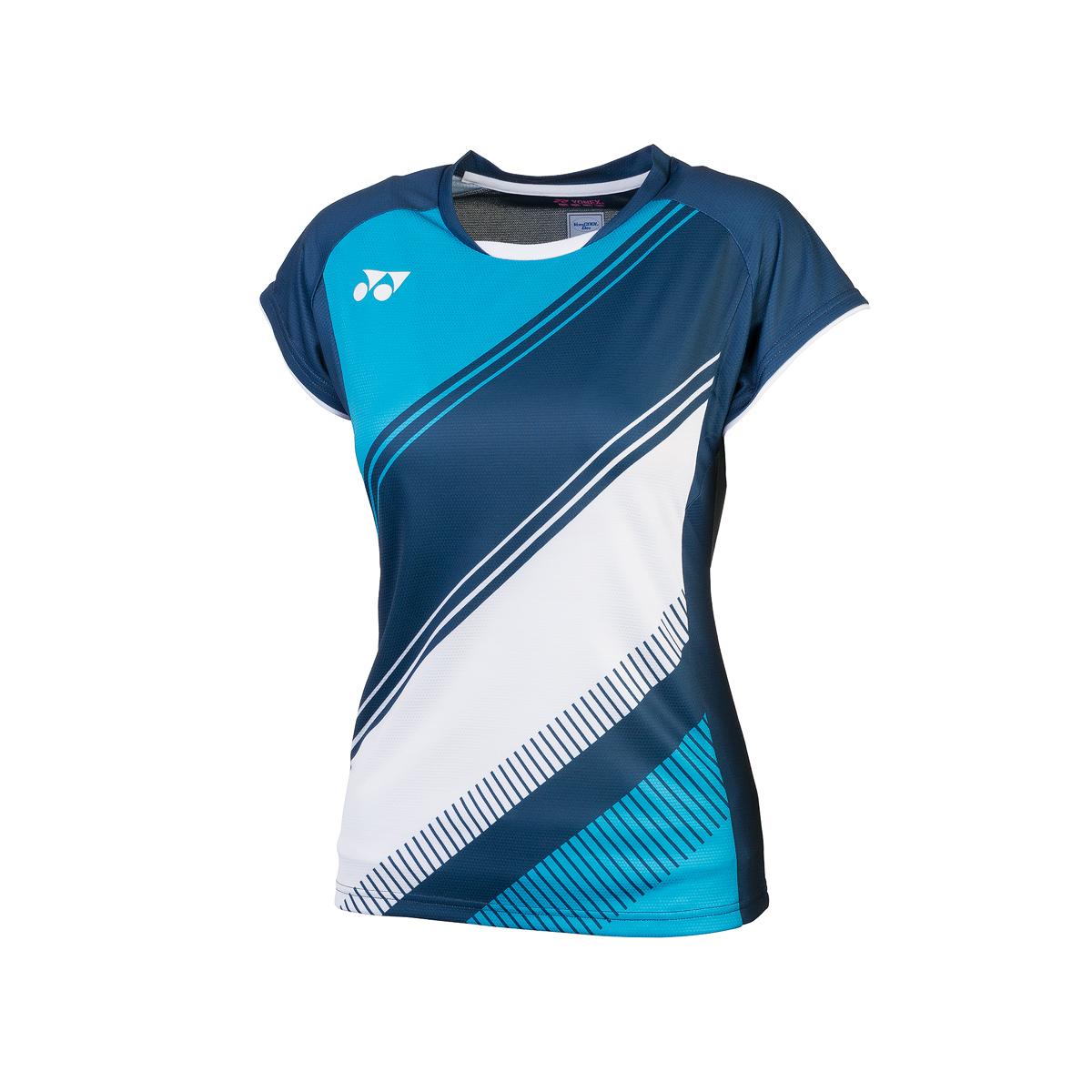 Women's Crew Neck Shirt Badminton TournamentDetailbild - 2