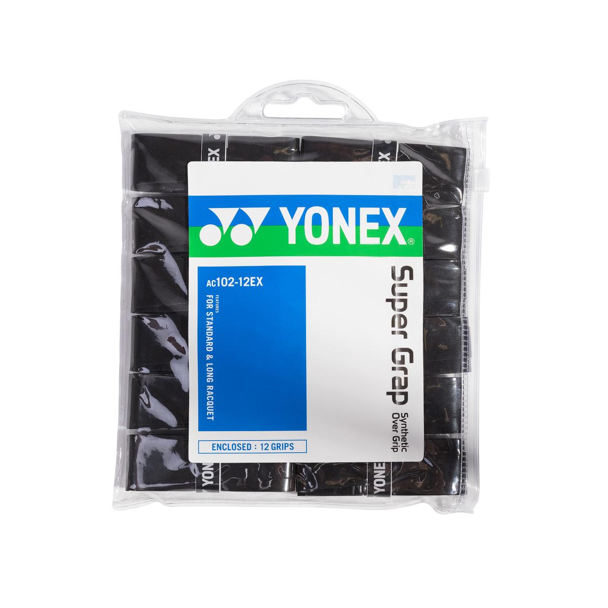 Griffband - YONEX - SUPER GRAP, 12er PackDetailbild - 1